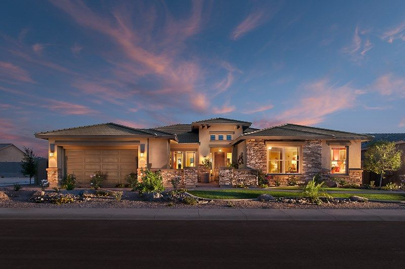 Single Family for Sale at Victory At Verrado - Yucca 20948 W. Pasadena Avenue Buckeye, Arizona 85396 United States
