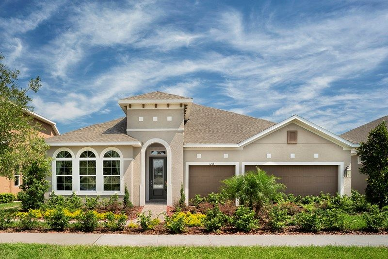 Photo of Brooker Reserve Manor Series in Brandon, FL 33511