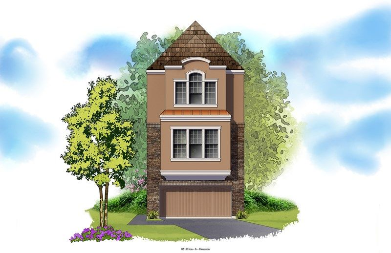 Single Family for Sale at Royal Oaks Square - City Homes - Hollowmill 11916 Wedemeyer Way Houston, Texas 77082 United States