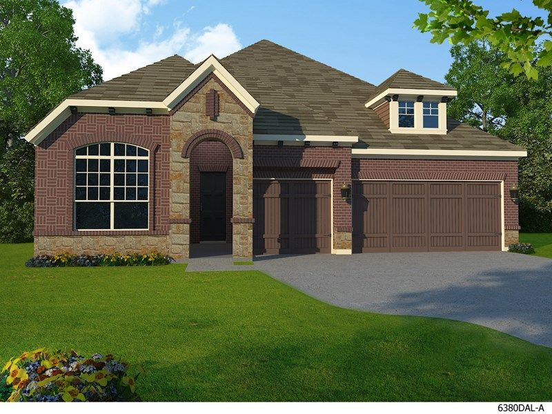 911 prairie ridge lane arlington tx new home for sale