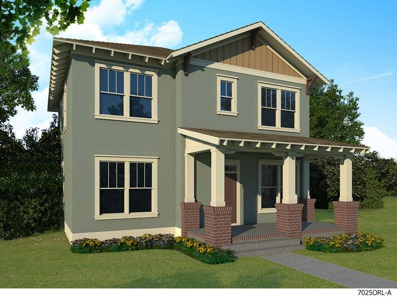 David Weekley Homes, Oakland Park - Village Homes, Crabtree