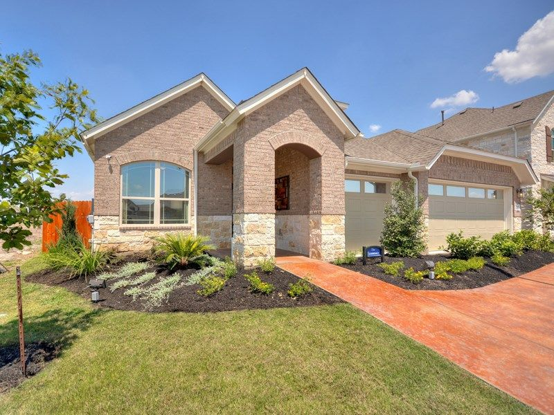 David Weekley Homes Blackhawk Blackhawk Lifestyle Hennessey 1156210 Pflugerville Tx New
