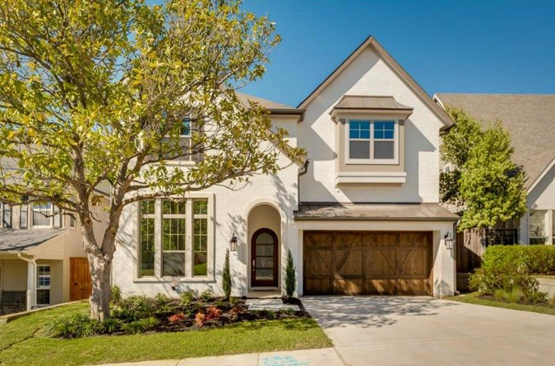 Single Family for Sale at Cressida 4624 Dexter Avenue Fort Worth, Texas 76107 United States