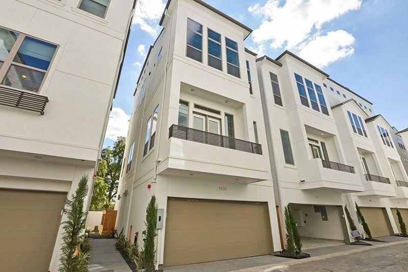 Single Family for Sale at Larkin At Cottage Grove - Henry 5441 Larkin St Houston, Texas 77007 United States