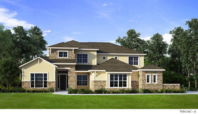 Single Family for Sale at Two Rivers 125 Deer Valley Drive Ponte Vedra, Florida 32081 United States