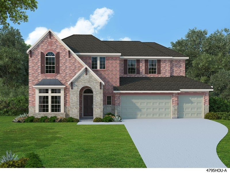 Single Family for Sale at Castlegate Ii - 75' - Landers 4204 Norwich College Station, Texas 77845 United States