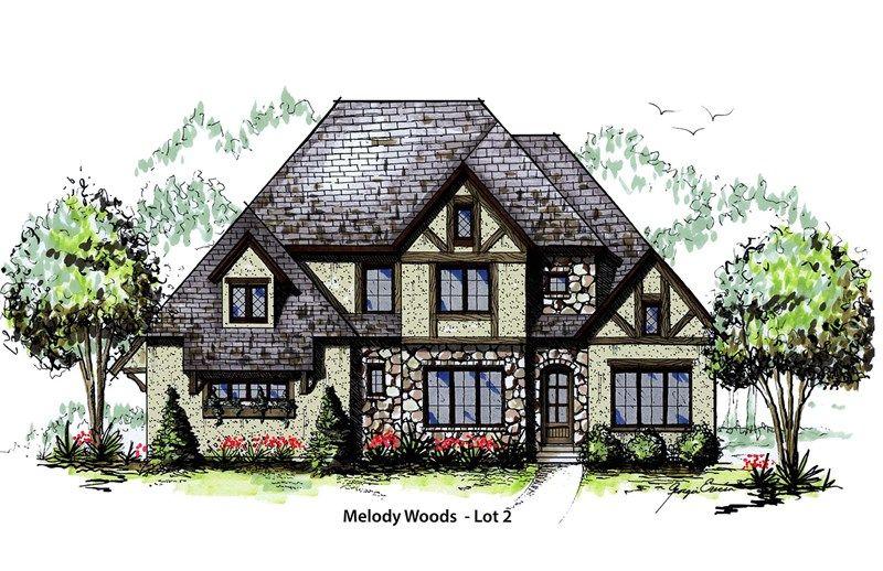 Single Family for Sale at Brackett 1414 Melody Woods Ct. Charlotte, North Carolina 28209 United States