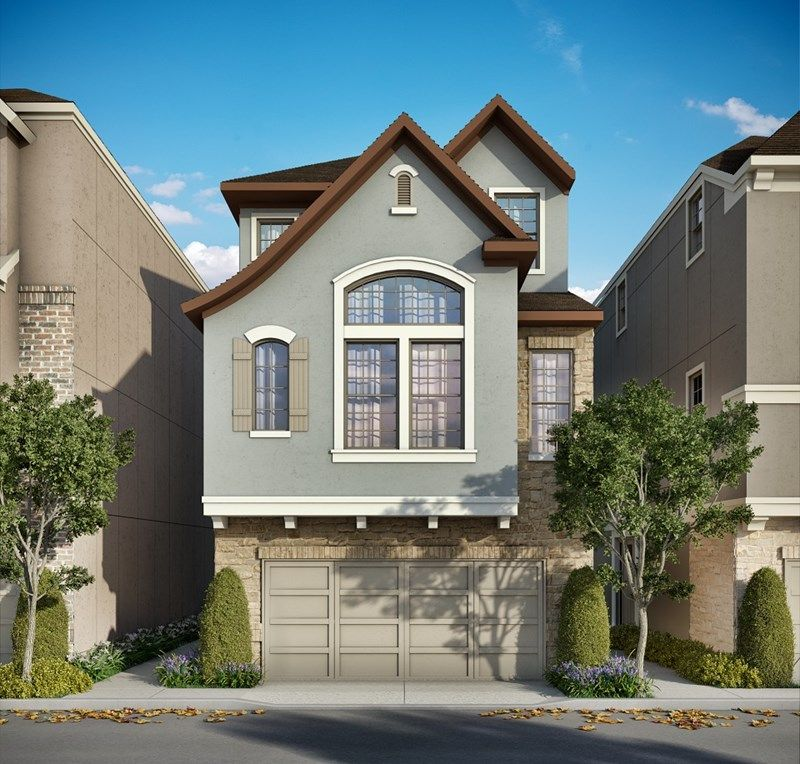 Single Family for Sale at Royal Oaks Square - City Homes - Glenmar 11916 Wedemeyer Way Houston, Texas 77082 United States