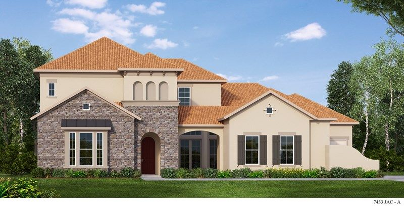 Single Family for Sale at La Rocque 165 Deer Valley Drive Ponte Vedra, Florida 32081 United States