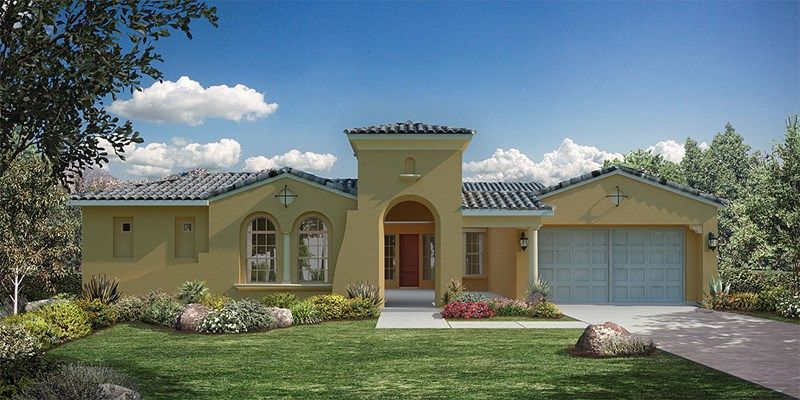 Single Family for Sale at Victory At Verrado - Serendipity 20948 W. Pasadena Avenue Buckeye, Arizona 85396 United States
