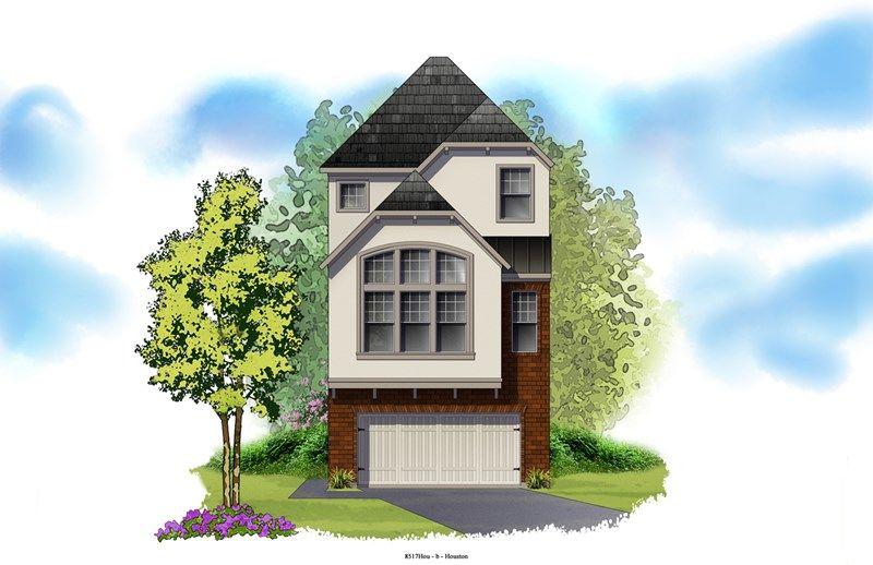 Single Family for Sale at Royal Oaks Square - City Homes - Glenmar 11938 Stirling Row Lane Houston, Texas 77082 United States