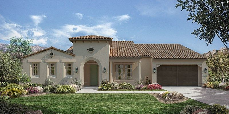 Single Family for Sale at Victory At Verrado - Enchantment 20948 W. Pasadena Avenue Buckeye, Arizona 85396 United States