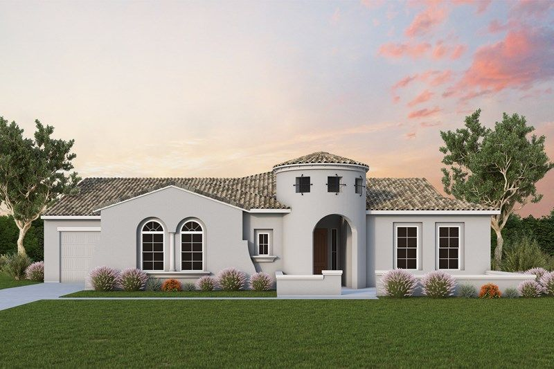 Single Family for Sale at Victory At Verrado - Celebration 20948 W. Pasadena Avenue Buckeye, Arizona 85396 United States