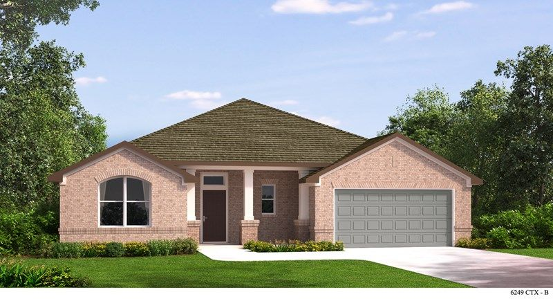 Bastrop New Homes New Construction Home Builders