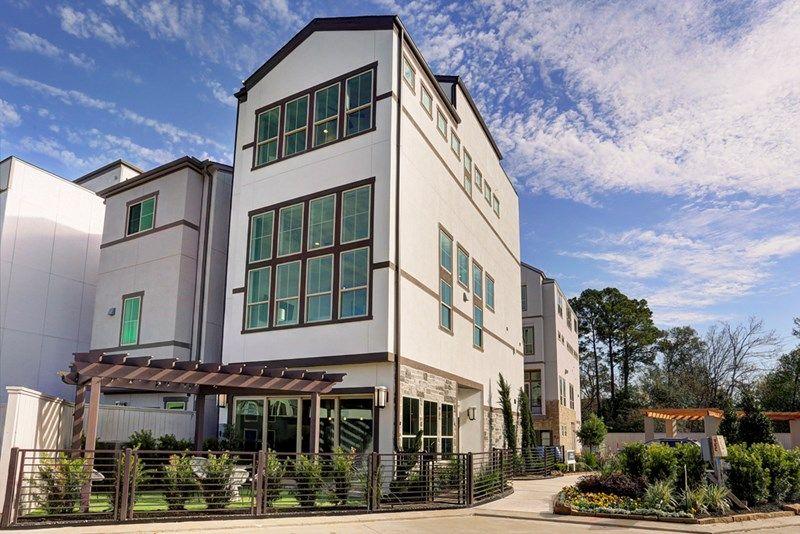 Single Family for Sale at Reserve At Washington - Davan 721 Algona Houston, Texas 77008 United States