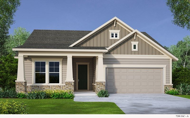 David Weekley Homes Addison Park At Town Center Craigwood 1243972 Ponte Vedra Fl New Home