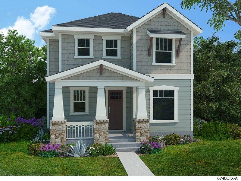 Single Family for Sale at Mueller 37' Yard Homes - Camacho 1913 Zach Scott Street Austin, Texas 78723 United States