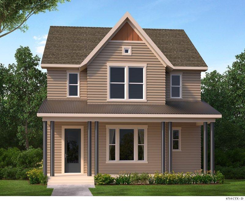 Single Family for Sale at Mueller 37' Yard Homes - Sawgrass 1913 Zach Scott Street Austin, Texas 78723 United States