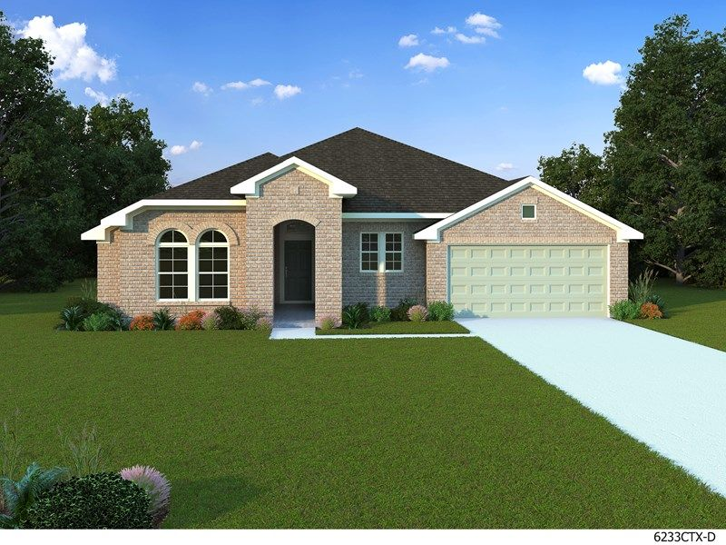 David weekley homes pecan park ridgegate 1240105 for Home builders bastrop tx