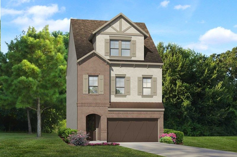 Single Family for Sale at Village At Spring Branch - Garden Homes - Chervais 8303 Ginger Oak St. Houston, Texas 77055 United States