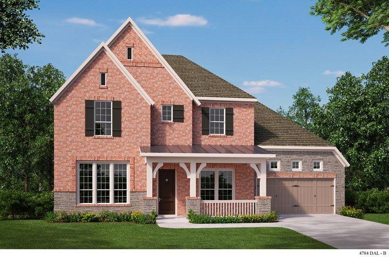 Single Family for Sale at Fairway Ranch Executive - Bridgeton 913 Fairway Ranch Parkway Roanoke, Texas 76262 United States
