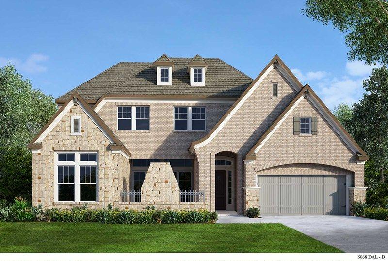 Single Family for Sale at Fairway Ranch Executive - Wynnridge 913 Fairway Ranch Parkway Roanoke, Texas 76262 United States