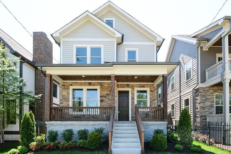 Single Family for Sale at Decator 1627 Glen Echo Road Nashville, Tennessee 37215 United States