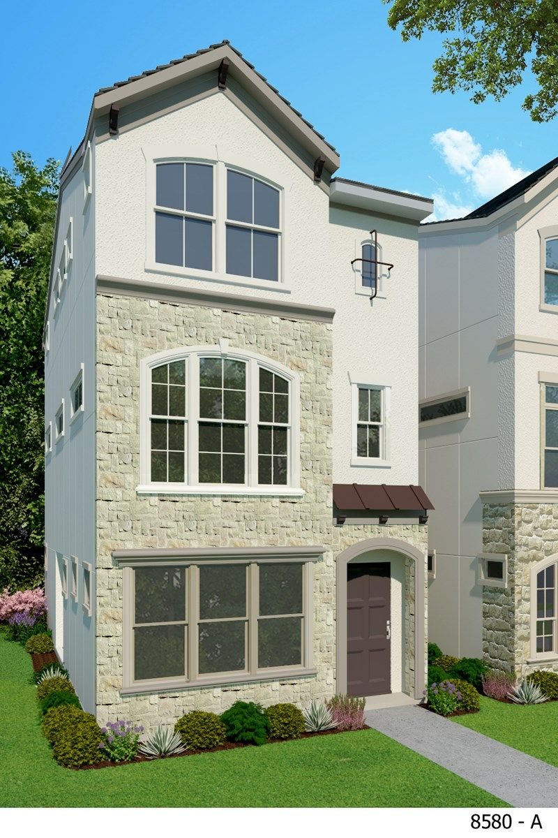 Single Family for Sale at The Heights At Oak Lawn - Mullingar 2707 Knight Street Dallas, Texas 75219 United States