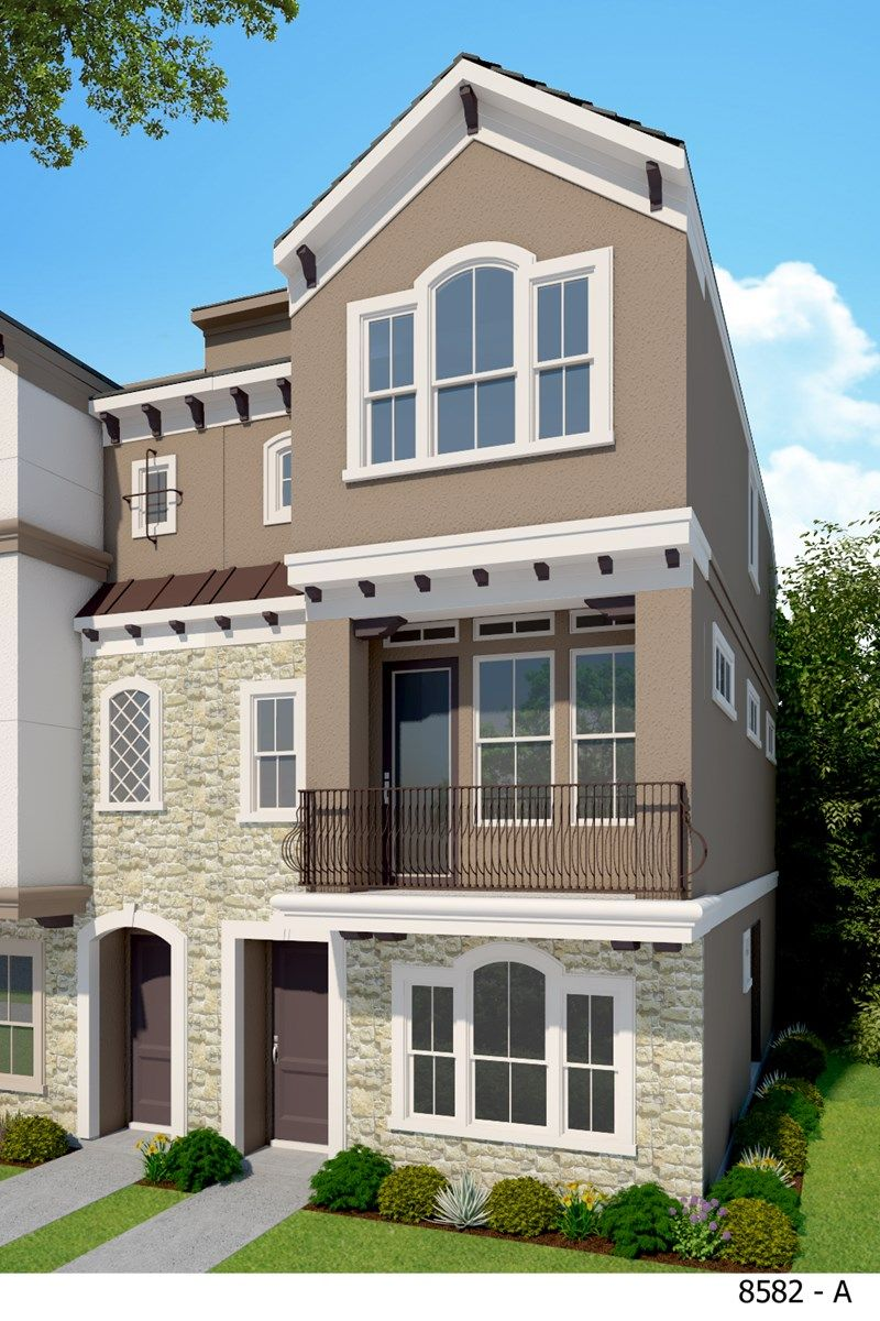 Single Family for Sale at The Heights At Oak Lawn - Carlingford 2707 Knight Street Dallas, Texas 75219 United States