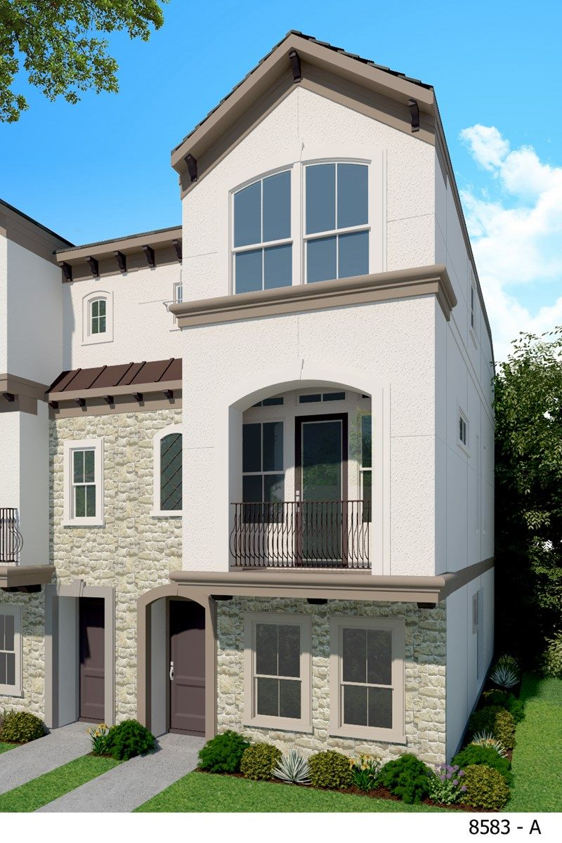 Single Family for Sale at The Heights At Oak Lawn - Belfast 2707 Knight Street Dallas, Texas 75219 United States
