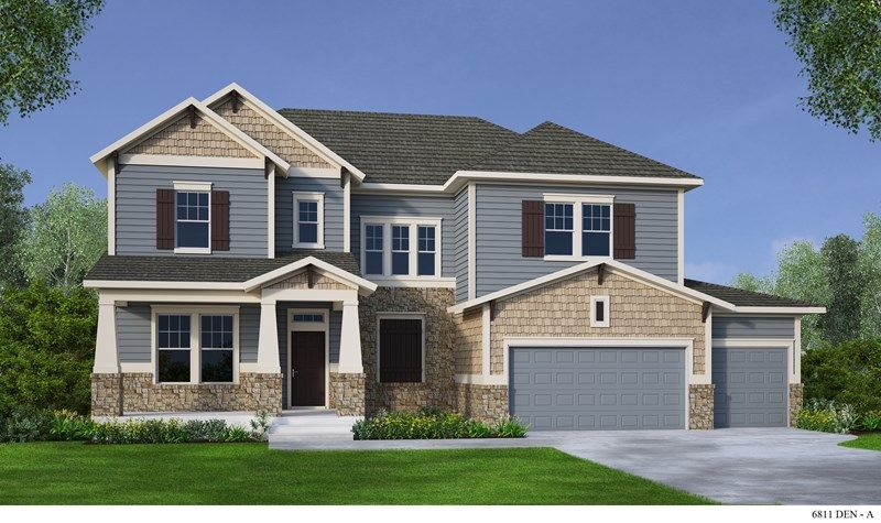 Single Family for Sale at Estates At Inspiration - Boticelli 23451 East Rockinghorse Parkway Aurora, Colorado 80016 United States