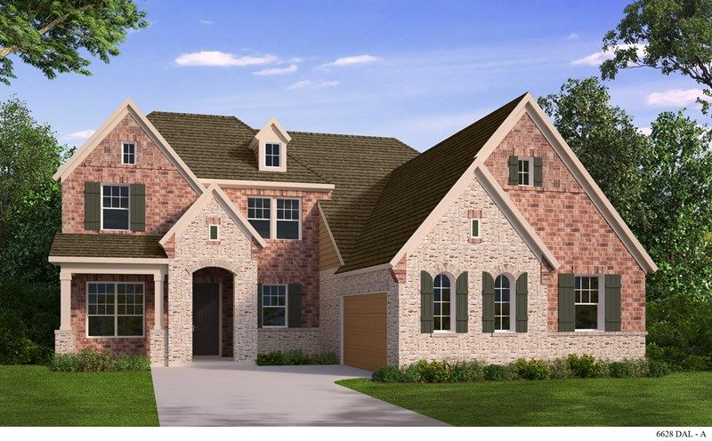 Single Family for Sale at Forestgrove 1106 Norwood Street Mansfield, Texas 76063 United States