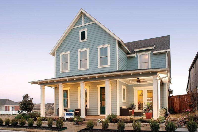 Single Family for Sale at Claybrooke 2870 Lotus Street Carrollton, Texas 75007 United States