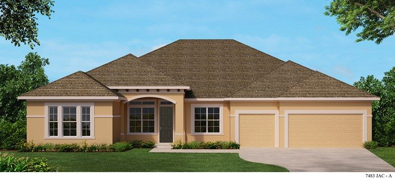 Single Family for Sale at Riley Oaks - Brigadoon 2531 Riley Oaks Trail Jacksonville, Florida 32223 United States