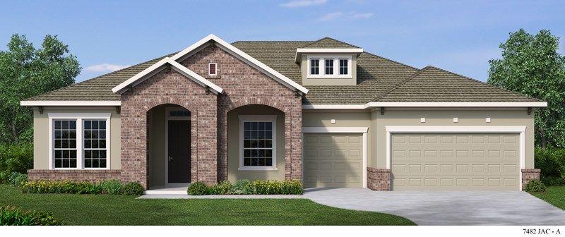 Single Family for Sale at Riley Oaks - Skycroft 2531 Riley Oaks Trail Jacksonville, Florida 32223 United States