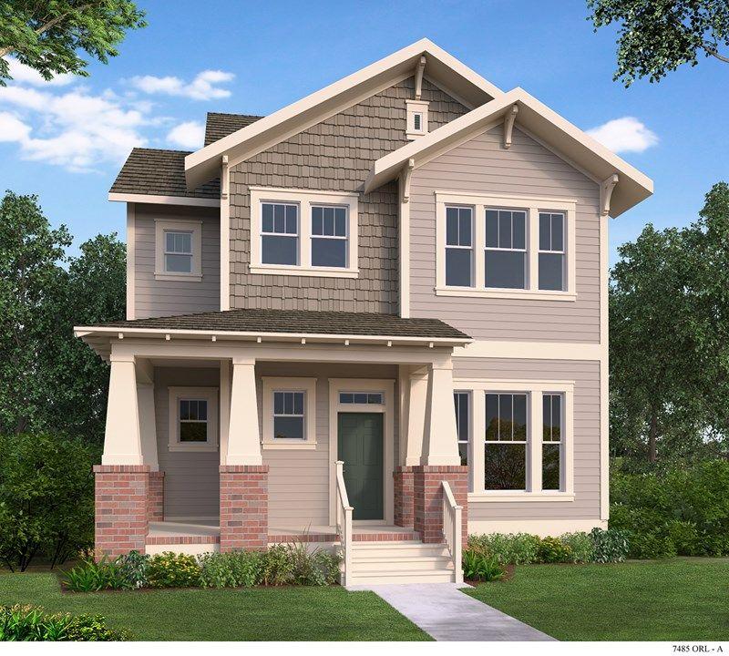 1040 Huntspoint Street Winter Garden Fl New Home For