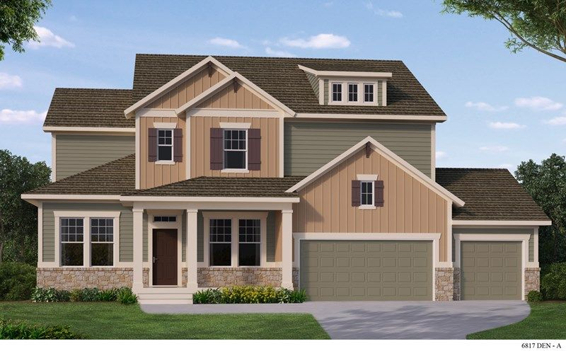 Single Family for Sale at Harmony At Inspiration - Ossorio 23451 East Rockinghorse Parkway Aurora, Colorado 80016 United States