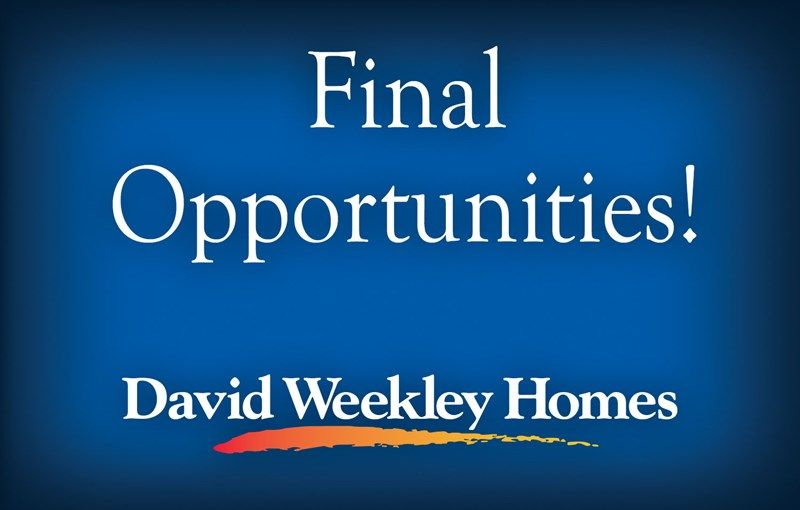 Grand Cay Harbour 45 New Homes In Texas City Tx By David Weekley Homes