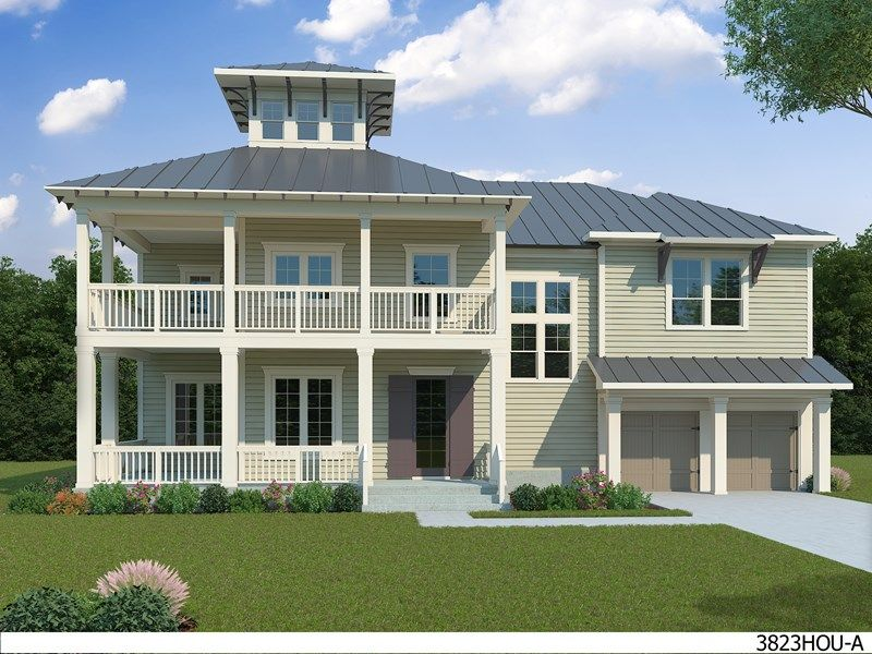 Single Family for Sale at Grand Cay Harbour 70/80' - Crescentview 1013 Highborne Cay Court Texas City, Texas 77590 United States