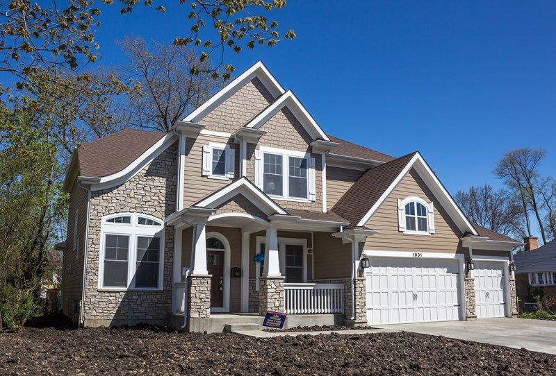 Single Family for Sale at Custom-Built Homes - Laken 1930 Thoreau Drive North, Suite 160 Schaumburg, Illinois 60173 United States