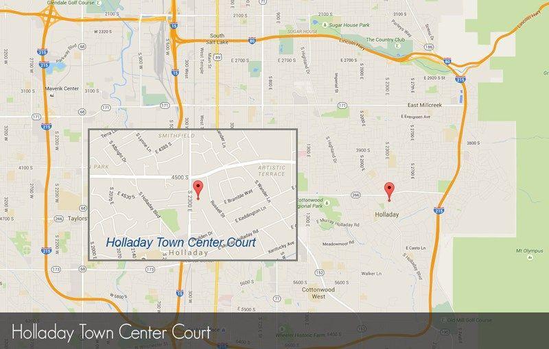 Single Family for Sale at Cresthill 2311 East John Holladay Court Salt Lake City, Utah 84117 United States