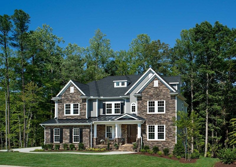 Dunhill New Homes In Chapel Hill Nc By David Weekley Homes