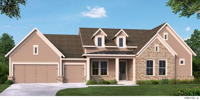 Single Family for Sale at The Preserve At Thomas Springs - Highcrest 9828 Fallow Run Austin, Texas 78736 United States