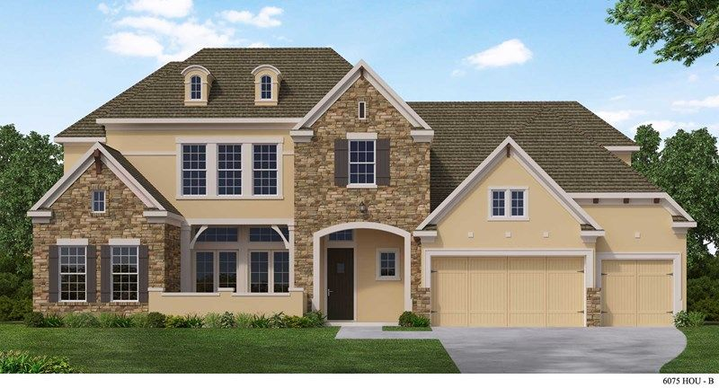 Single Family for Sale at Towne Lake 90' - Sunset Harbor - Teff 18019 Dockside Landing Dr Cypress, Texas 77433 United States