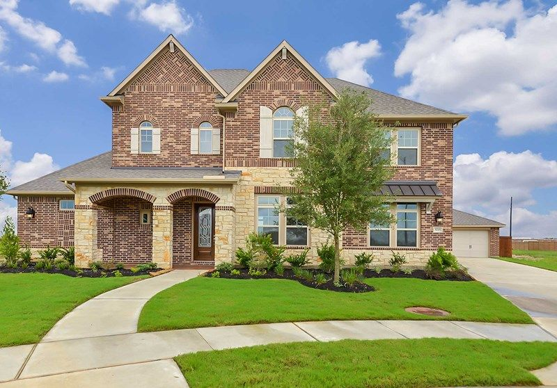 Single Family for Sale at Lakehurst 3715 Patterson Drive Iowa Colony, Texas 77583 United States