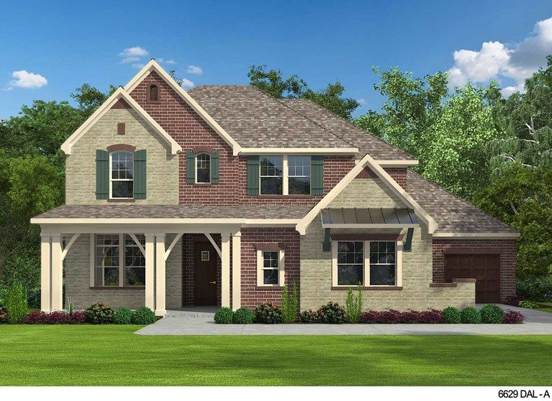 Single Family for Sale at Ranchwood 1212 Stonewall Drive Mansfield, Texas 76063 United States
