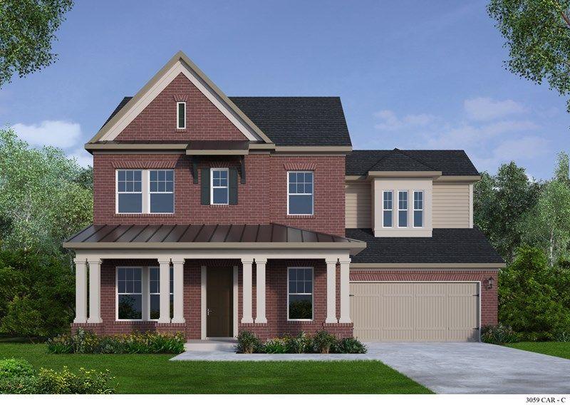 Single Family for Sale at Province 2023 Massy Clark Drive Matthews, North Carolina 28105 United States