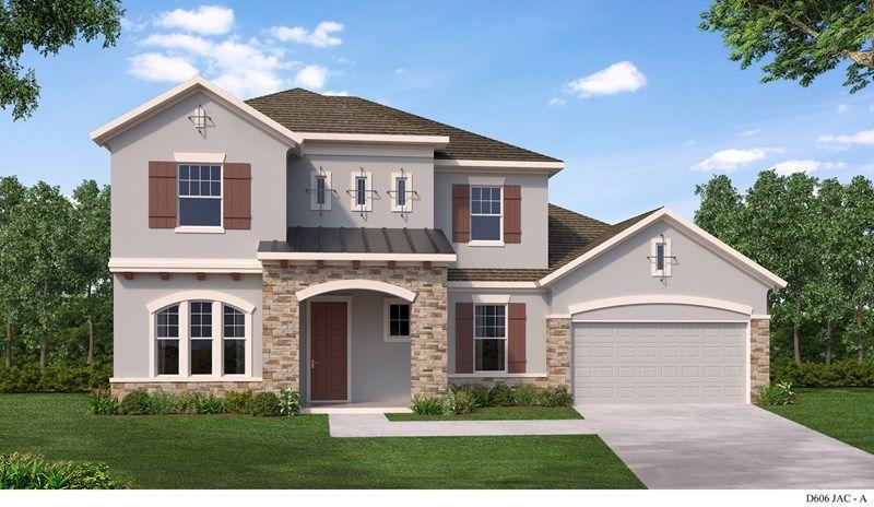 Single Family for Sale at Zespedes 2524 Riley Oaks Trail Jacksonville, Florida 32223 United States