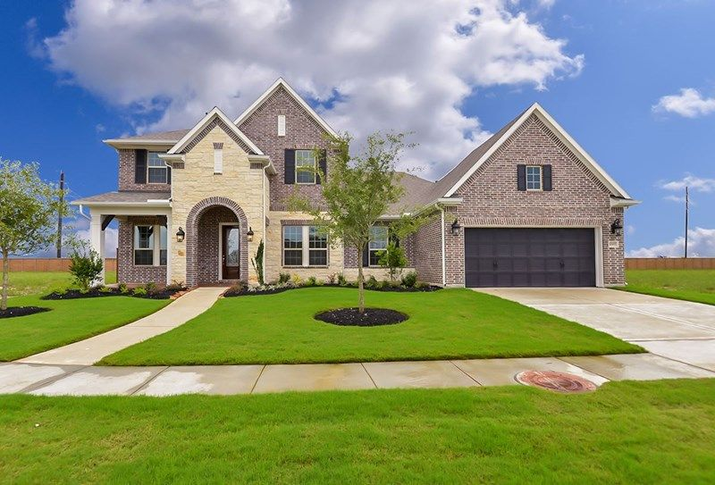 Single Family for Sale at Overlook 10107 Da Vinci Court Iowa Colony, Texas 77583 United States