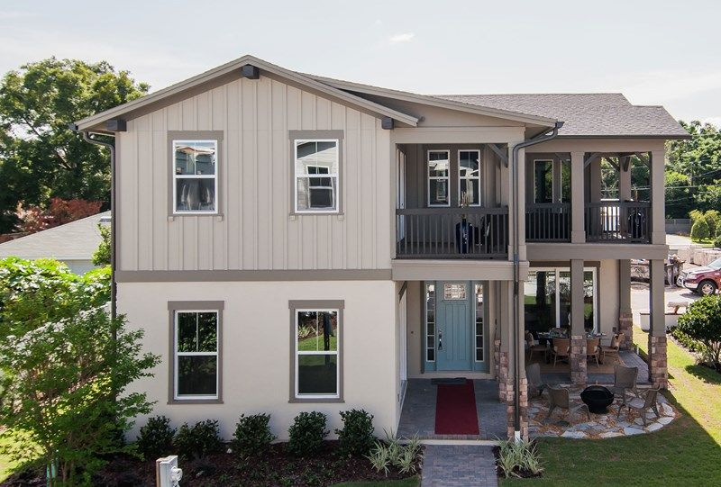 The Gardens At Park West New Homes In Winter Park FL By